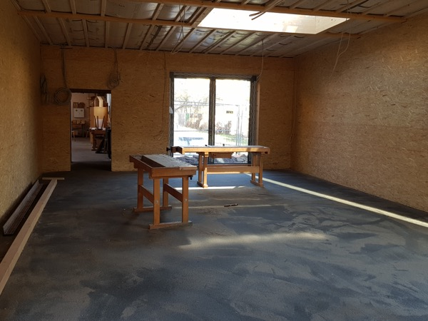 freie waldorfschule magdeburg werkstattanbau. Black Bedroom Furniture Sets. Home Design Ideas